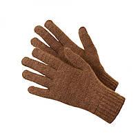 Перчатки вязаные из Верблюжьей шерсти, унисекс