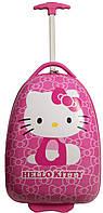2-колесный чемодан для девочки Suitcase Hello Kitty pink 1