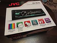 Магнитола JVC KD-R570 для авто Stereo CD Receiver USB+AUX, фото 1