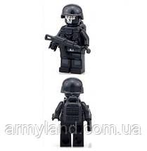 """Отряд специального назначения """"Призрак"""" (аналог Лего/Lego), фото 2"""