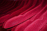 Вешалка для одежды с бархатным покрытием 42см. 2 цвета, фото 2