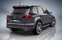 Спойлер крышки багажника Volkswagen Touareg 2010+ в стиле ABT