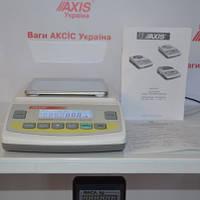 Весы лабораторные ADG3000C, до 3 кг, внутренняя калибровка (Аксис).
