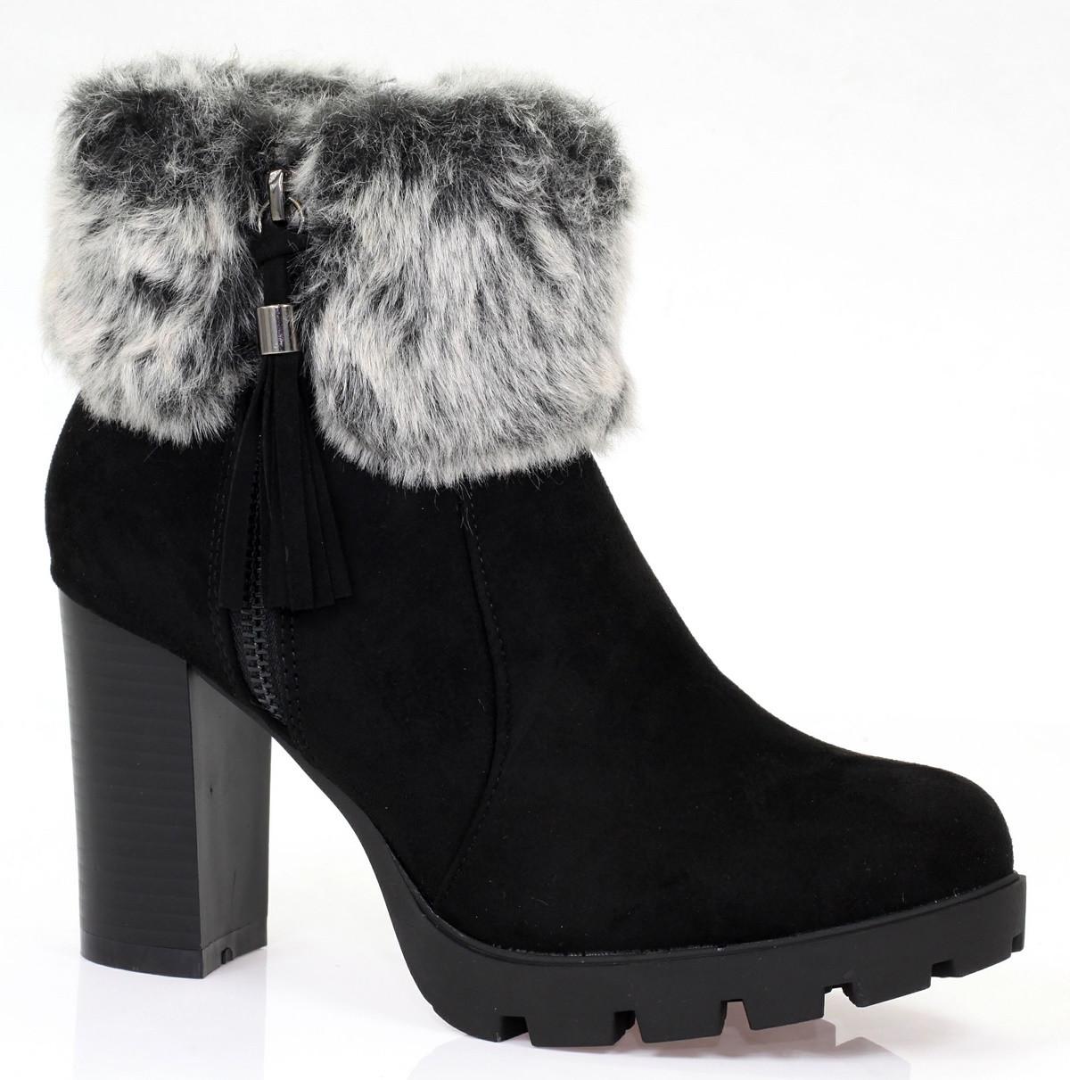 Женские ботинки Galina