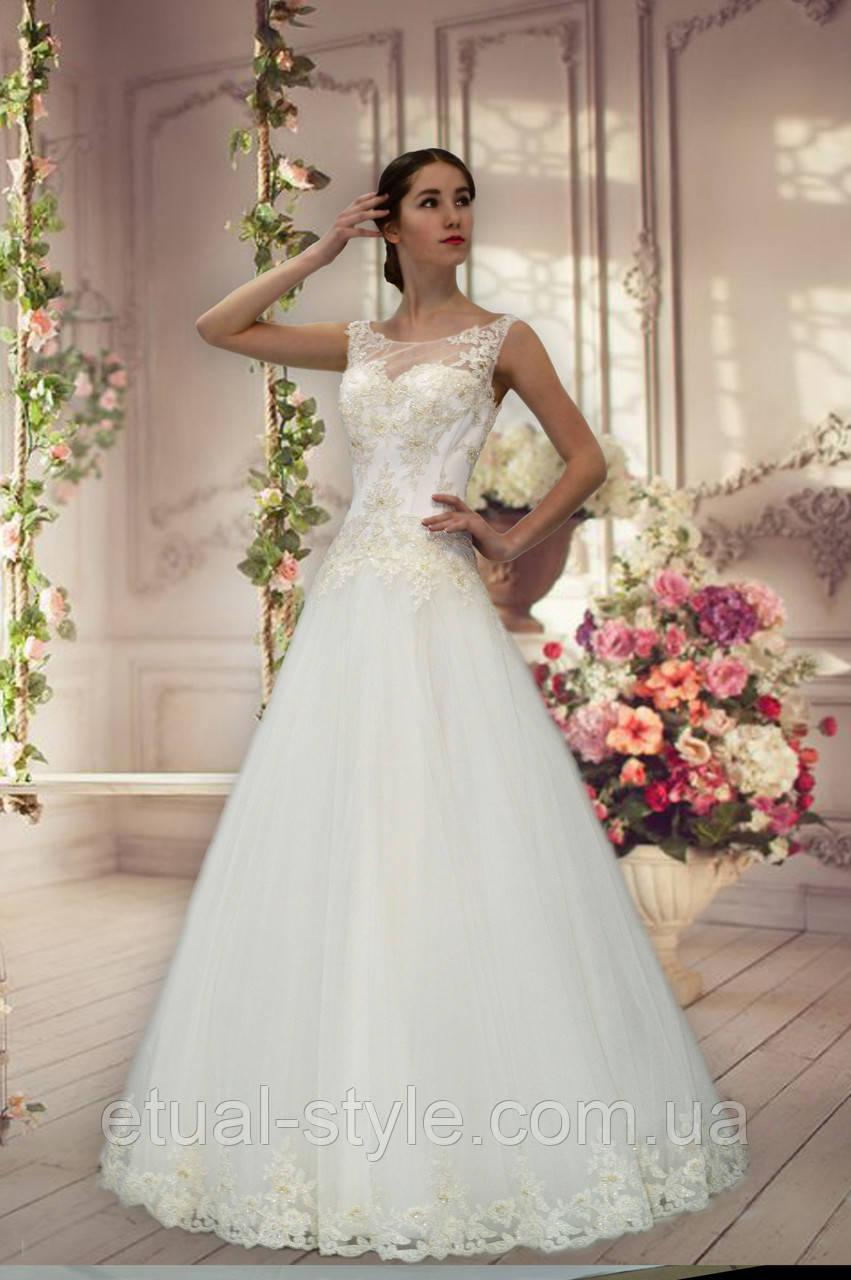 """Свадебное платье""""Donna"""""""
