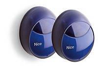 Фотоэлементы безопасности Nice MOF накладные, приемник и передатчик.