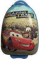 Чемодан для ребенка 2-х колесный Suitcase Makvin Blue 1