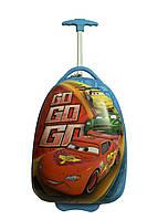 Чемодан для ребенка 2-х колесный Suitcase Makvin Blue