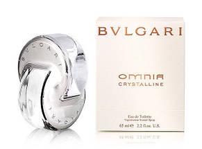 Bvlgari Omnia Crystalline туалетная вода 65 ml. (Тестер Булгари Омния Кристалайн), фото 2