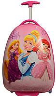 Модный 2-х колесный чемодан для принцессы Suitcase 3 Princess
