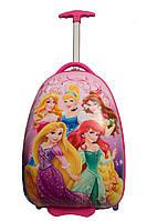 Модный 2-х колесный чемодан для принцессы Suitcase 5 Princess