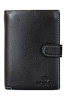 Cavalli 445 портмоне+паспорт мужское кожа