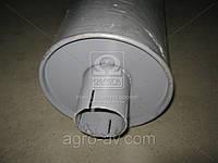 Глушитель (33078-1201010-10) ГАЗ 3302 (горловина центр D=63 мм) <ДК>