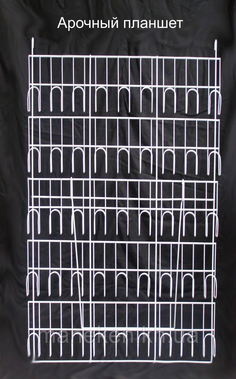 Арочный планшет  ф2,5,оконтовка ф4