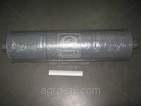 Глушитель (36-1201010-01) ГАЗ 3302 (узкая горловина центр D=51 мм) <ДК>