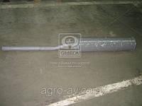 Глушитель-резонатор (28-1201008-01) МАК ГАЗ 3302 (борт) (L=1620 мм) <ДК>