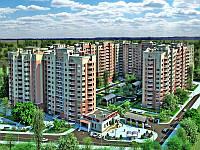 """Квартиры в ЖК """"Янтарный"""" город Одесса"""