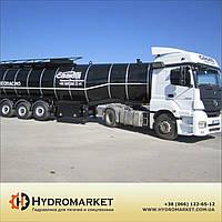Комплект гідравліки на тягач напівпричеп-цистерна, фото 1