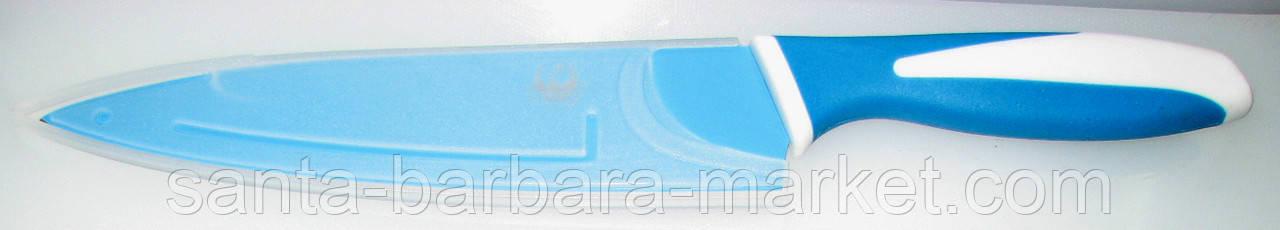 """Нож антибактериальный (упаковка-коробка) широкий 8"""""""