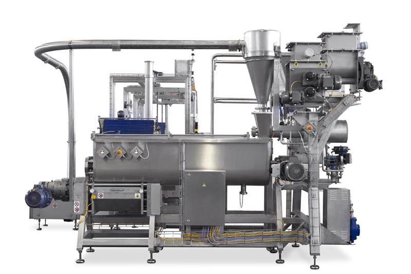 Аппарат для изготовления макаронных изделий - OOO «Металл Комфорт Сервис»  в Одессе