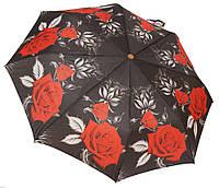 Яркий женский зонт цветы 4120