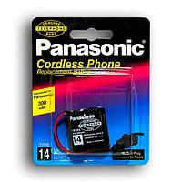 Аккумулятор Panasonic R-P305, 300mAh, 2.4V