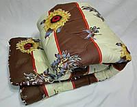 Одеяло на овчине стеганое полуторное 150*210