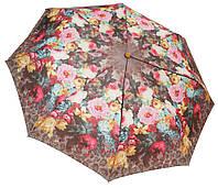 Яркий женский зонт цветы 4120/1