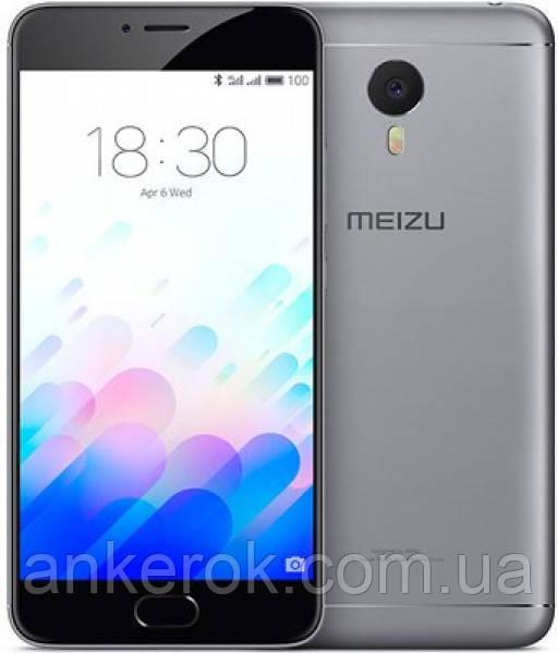 Meizu M3 Note 16GB (Gray)