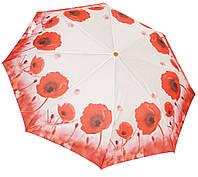 Яркий женский зонт цветы 4120/2