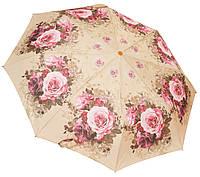 Яркий женский зонт цветы 4120/3