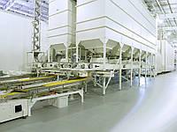 Механизированная линия производства макаронных изделий