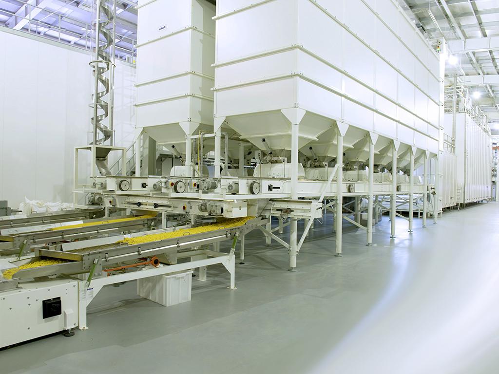Механизированная линия производства макаронных изделий - OOO «Металл Комфорт Сервис»  в Одессе