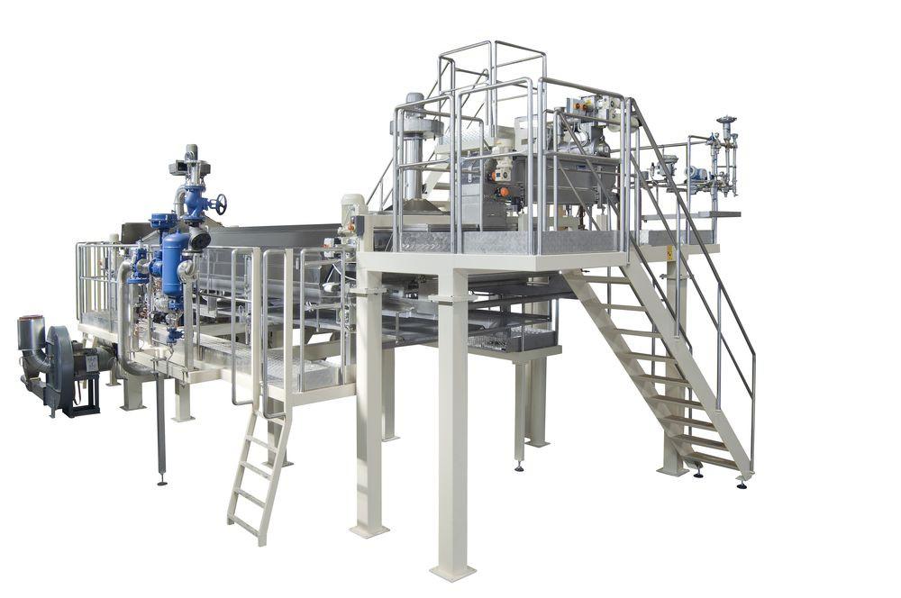 Мини линия по производству макаронных изделий - OOO «Металл Комфорт Сервис»  в Одессе