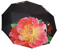 Необычный зонт полуавтомат 4491/1 пион