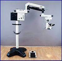 Операционный Офтальмологический Микроскоп Leica M500 Ophthalmic Microscope