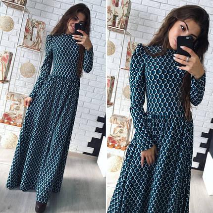 Элегантное платье в пол, фото 2