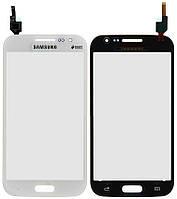 Сенсор для SAMSUNG i8552/i8550 Galaxy Win белый Н/С