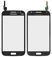 Сенсорный экран для SAMSUNG i8552/i8550 Galaxy Win темно-серый Н/С