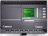SR - программируемое (интеллектуальное) реле до 82 точек ввода/вывода.