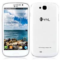 Cмартфон THL W8S TURBO  (White) 4 ядра