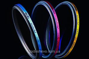Цветные фильтры NISI Colorful UV Series 58 мм