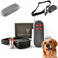 Электронный собачий ошейник-электрошокер для тренировки и дрессировки собак (мод. DC-50), ошейник