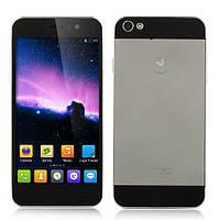 Cмартфон Jiayu G5 Advanced TURBO  (Silver) 4 ядра