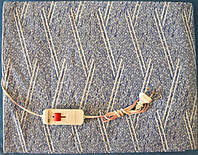 Электропростынь, электрическая простынь, электрическое одеяло, электроодеяло, Isitmatik 120*160