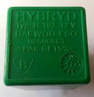 Реле дворников(зелёное) Ланос Сенс гибрид