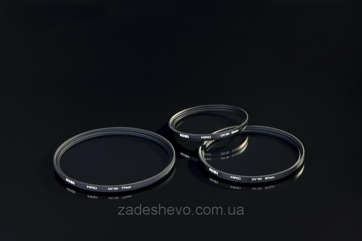 Защитные мультипросветленные фильтры NISI MRC UV Series 52 мм