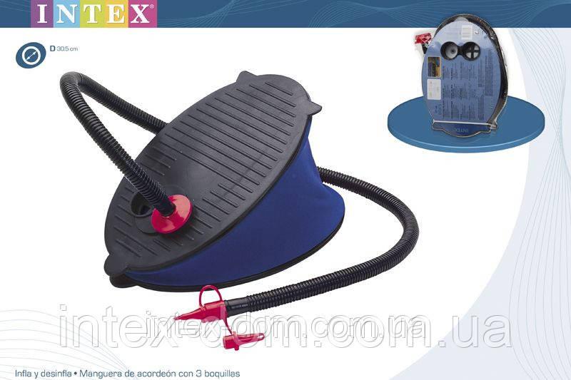 Насос ножной, объем 3 литра INTEX 69611 киев