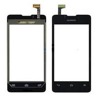 Тачскрин сенсорное стекло для Huawei Ascend Y300 black