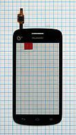Тачскрин сенсорное стекло для Huawei Y311 black